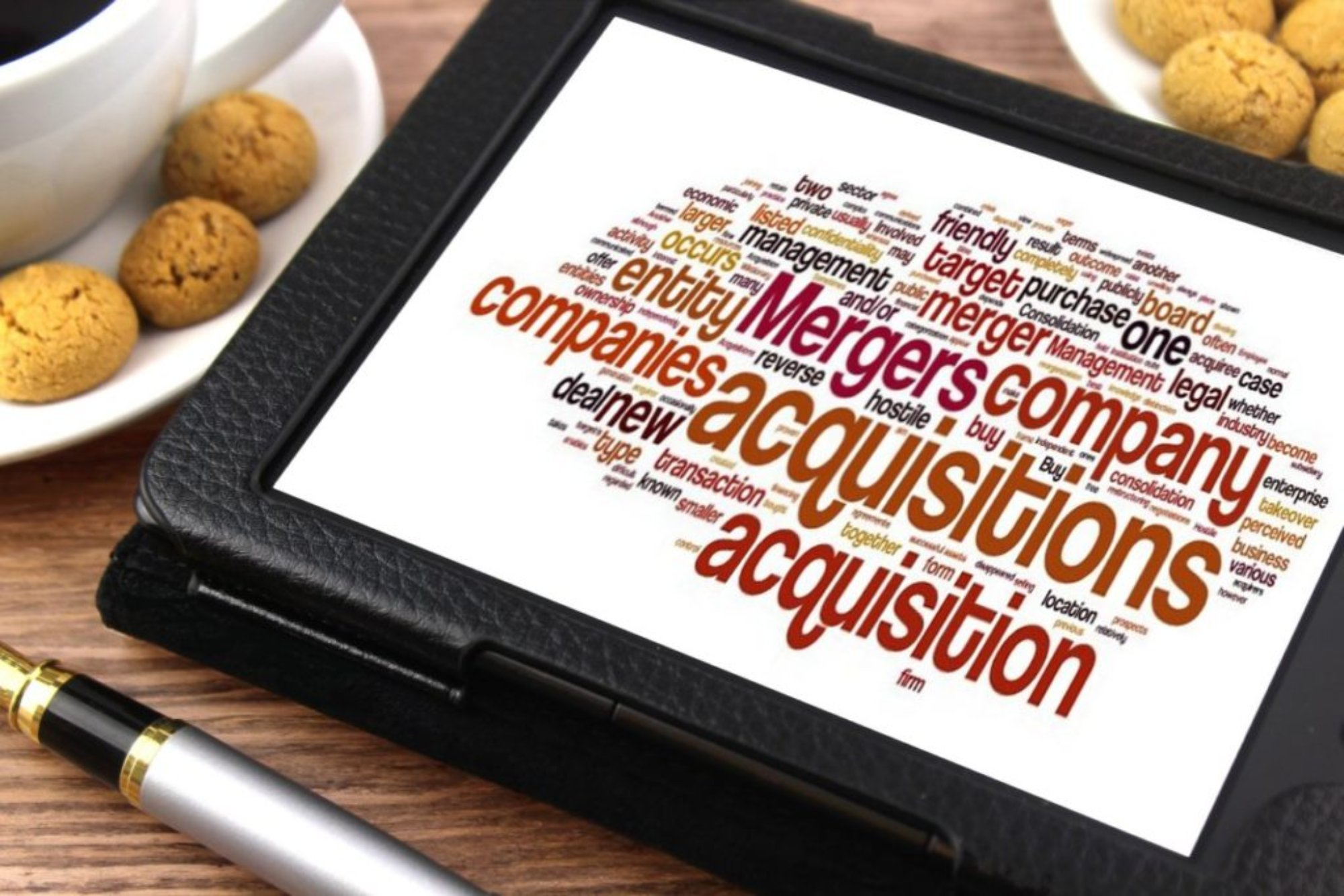 M&A, mergers & acquistions