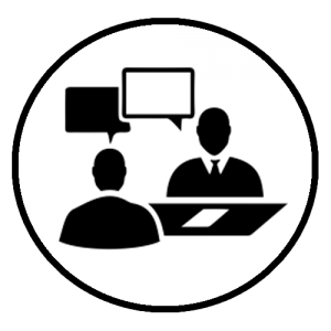 business consultation icon