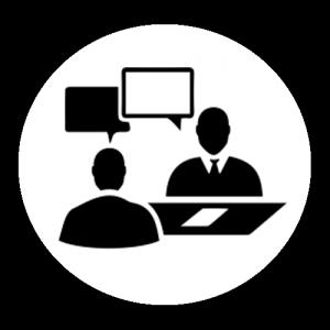 business consultation icon